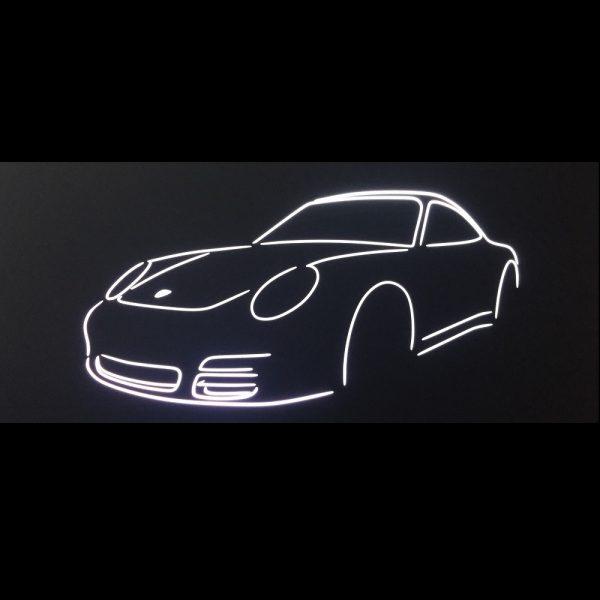 Porsche 911 997 Coupé